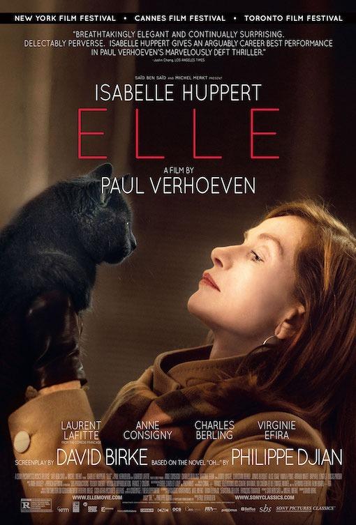 dark and intriguing (Film: Elle – Paul Verhoeven, 2016